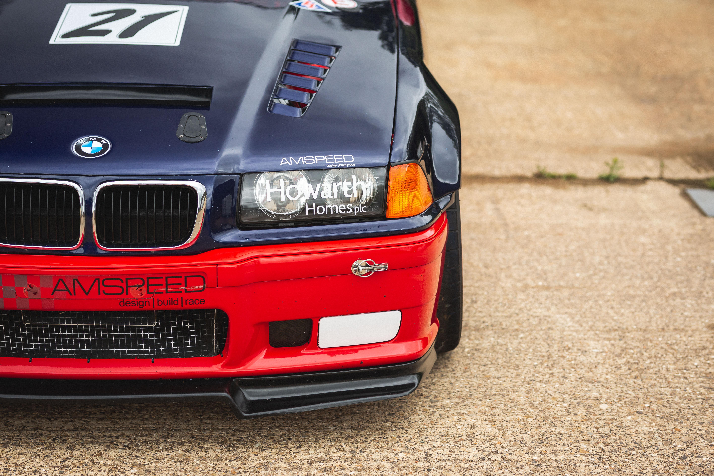 Bmw E36 M3 Race Ready Amspeed Racing